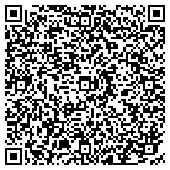 QR-код с контактной информацией организации КиевМеталл, АОЗТ