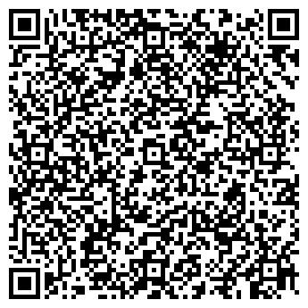 QR-код с контактной информацией организации Пятый угол, ИП