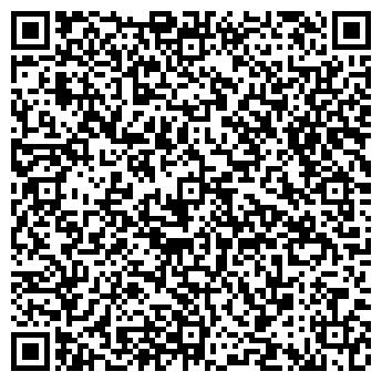 QR-код с контактной информацией организации Субъект предпринимательской деятельности ИП Кузьменков