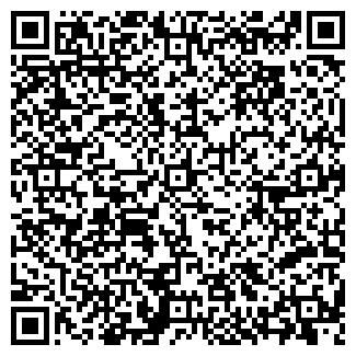 QR-код с контактной информацией организации ИП Кудин