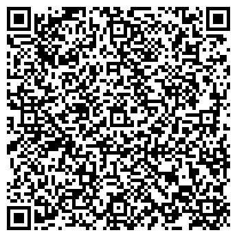 QR-код с контактной информацией организации Планета услуг