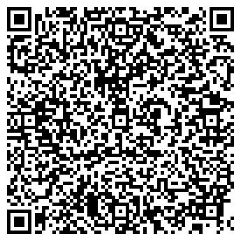 QR-код с контактной информацией организации МегаТехИндустрия