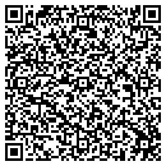 QR-код с контактной информацией организации METALL