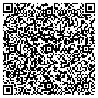 QR-код с контактной информацией организации ООО Бауникс плюс