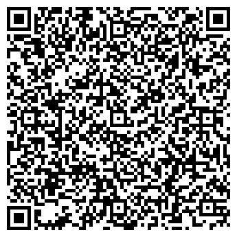 QR-код с контактной информацией организации ООО «Бабушкина и К»