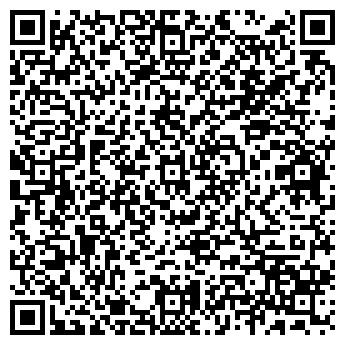 QR-код с контактной информацией организации Аверон, ЗАО