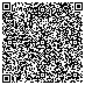 QR-код с контактной информацией организации Русский алюминиевый альянс, СЗАО