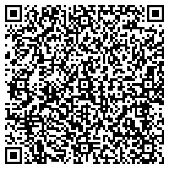 QR-код с контактной информацией организации Баксан, ООО
