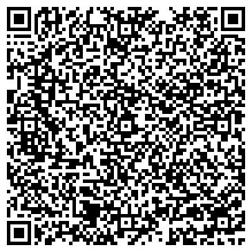 QR-код с контактной информацией организации Субъект предпринимательской деятельности Бориспольская оконная компания