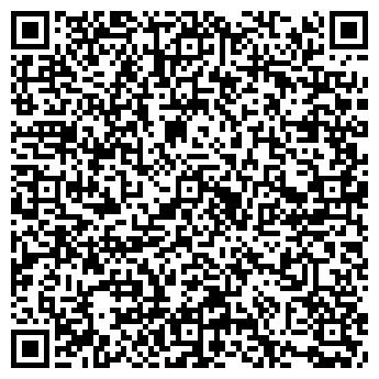 QR-код с контактной информацией организации Прадо, ЧП