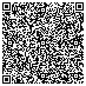 QR-код с контактной информацией организации Техресурс, ООО