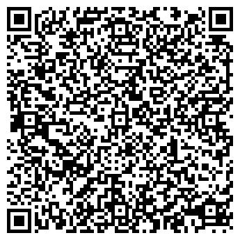 QR-код с контактной информацией организации ВОЯЖ Д-ТУР