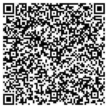 QR-код с контактной информацией организации Сакура, ООО