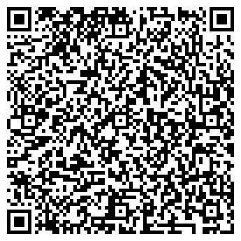 QR-код с контактной информацией организации Блюз, ООО