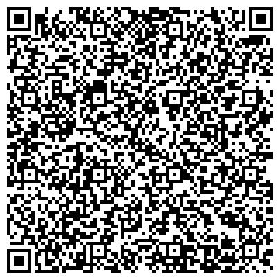 QR-код с контактной информацией организации Хай-тек (Hi-tech) лестницы, производственная фирма, ЧП