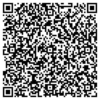 QR-код с контактной информацией организации TOB, ООО