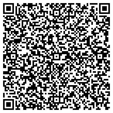QR-код с контактной информацией организации Теплосервис, ЧАО