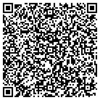 QR-код с контактной информацией организации УкрМет, ЧП