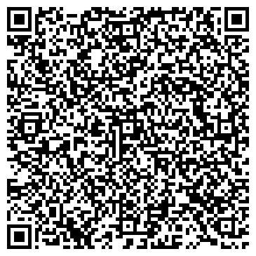 QR-код с контактной информацией организации Металлик, ООО