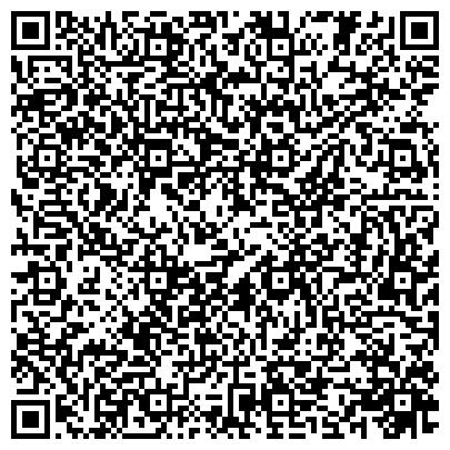 QR-код с контактной информацией организации АДМИНИСТРАЦИЯ ГОРОДСКОГО ПОСЕЛЕНИЯ ПИРОГОВСКИЙ