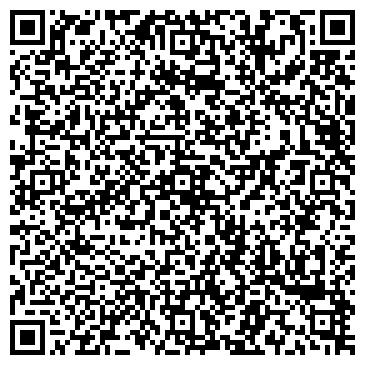 QR-код с контактной информацией организации Метсервис, ЧП