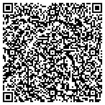 QR-код с контактной информацией организации Металлист, ПК