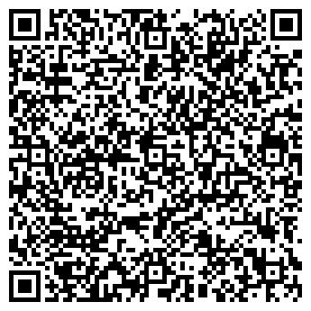 QR-код с контактной информацией организации ЕВРО ТУР