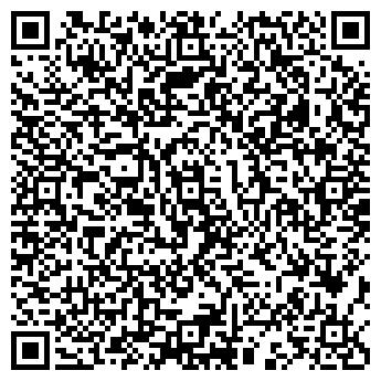 QR-код с контактной информацией организации Астана-АБМ, ТОО