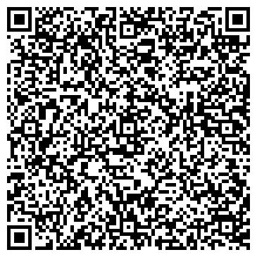 QR-код с контактной информацией организации ТРЕВЕЛ ДЕ ЛЮКС