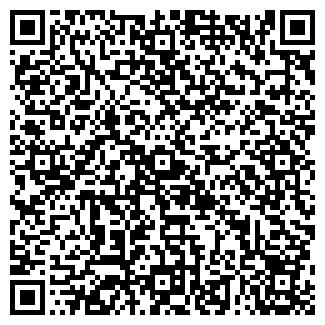 QR-код с контактной информацией организации Астана Инсайт