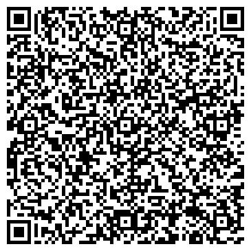 QR-код с контактной информацией организации интернет-магазин Dlababy