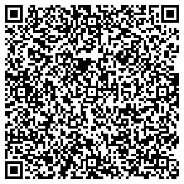 QR-код с контактной информацией организации ВОЕННЫЙ КОМИССАРИАТ ОСИНСКОГО РАЙОНА