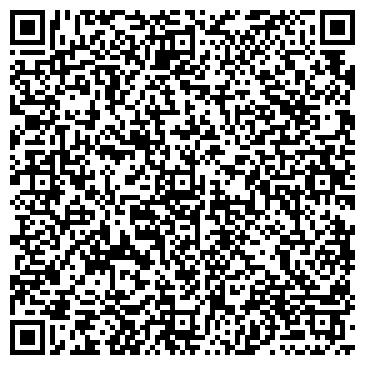 QR-код с контактной информацией организации Климат Эра