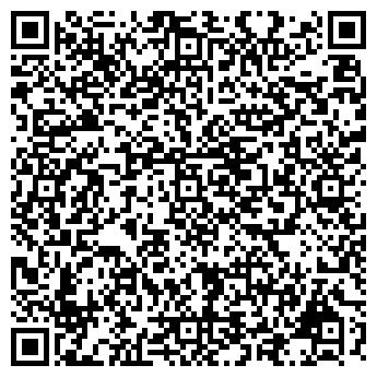 QR-код с контактной информацией организации ЭКВАТОР-ТУР