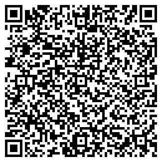 QR-код с контактной информацией организации ОАО ЛУЧ