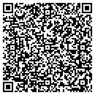 QR-код с контактной информацией организации Тройка +