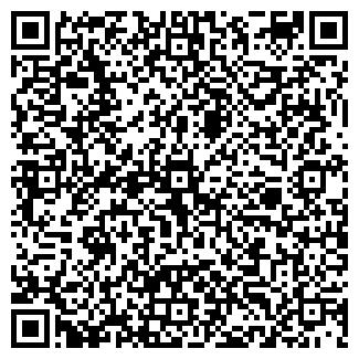 QR-код с контактной информацией организации Avers