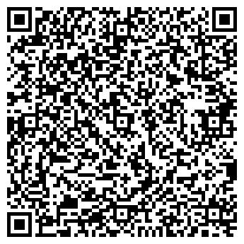 QR-код с контактной информацией организации НВО Червона Хвиля, ЧАО