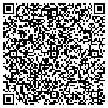 QR-код с контактной информацией организации Теплый дом, Частное предприятие