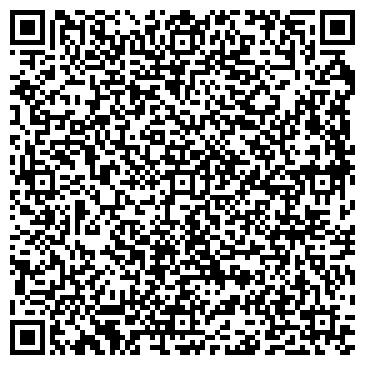 QR-код с контактной информацией организации Укрторгсервис, ООО