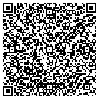 QR-код с контактной информацией организации Меттех, СПД