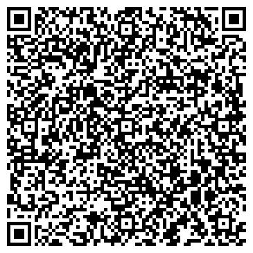 QR-код с контактной информацией организации Метпромсервис, ООО