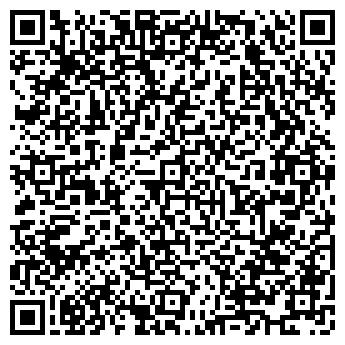 QR-код с контактной информацией организации Атюхов, ИП