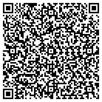 QR-код с контактной информацией организации БТИ ЗАО