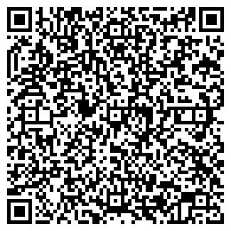 QR-код с контактной информацией организации ип Иванова