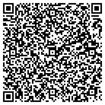 QR-код с контактной информацией организации магазин Электрик