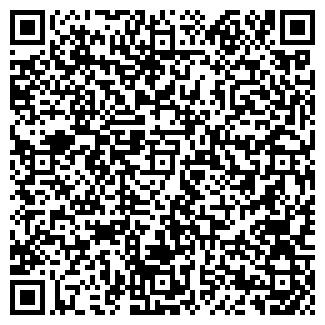 QR-код с контактной информацией организации МАНУЛ ССФ