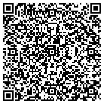 QR-код с контактной информацией организации ИСТ-сервис