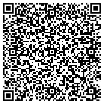 QR-код с контактной информацией организации Мегапласт-сервис, ООО