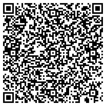 QR-код с контактной информацией организации ООО ИнтерСтройка